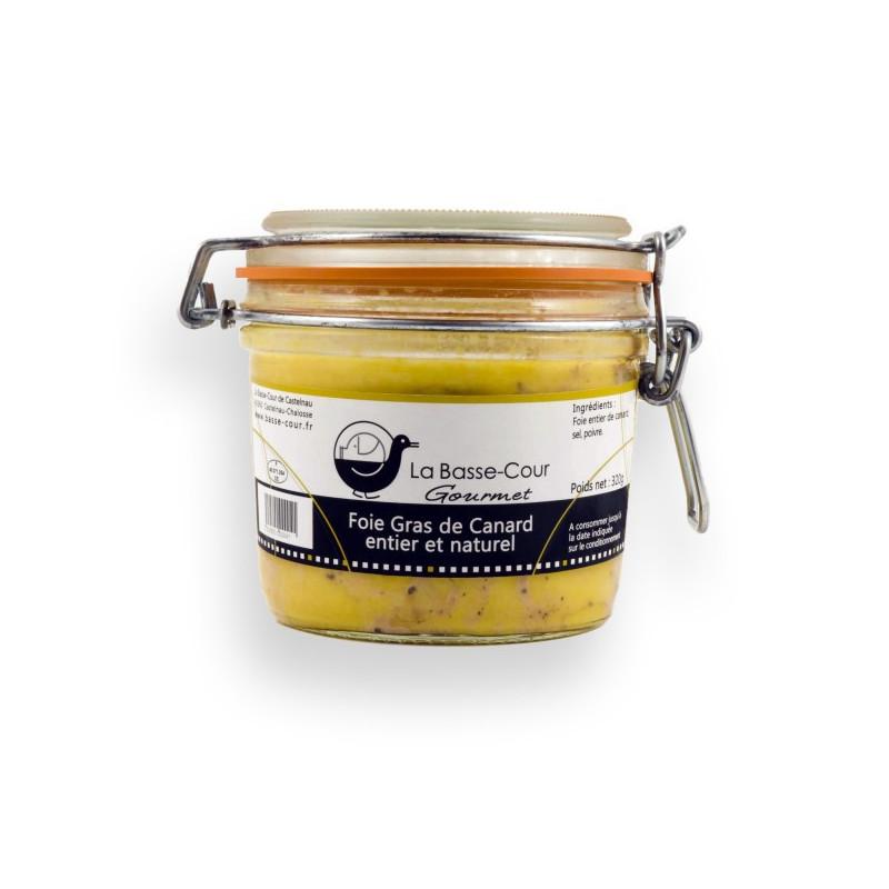 Foie Gras - La Basse Cour