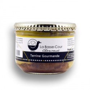 Terrine Gourmande - La Basse Cour