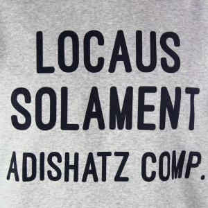 LOCAUS SOLAMENTE
