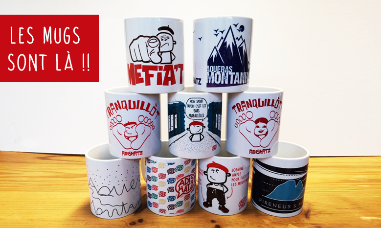 Collection Mugs Automne Hiver