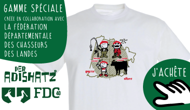 T shirts Sud Ouest